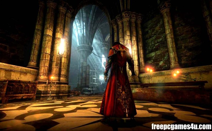 Castlevania: Lords Of Shadow 2 Reloaded Full PC Games