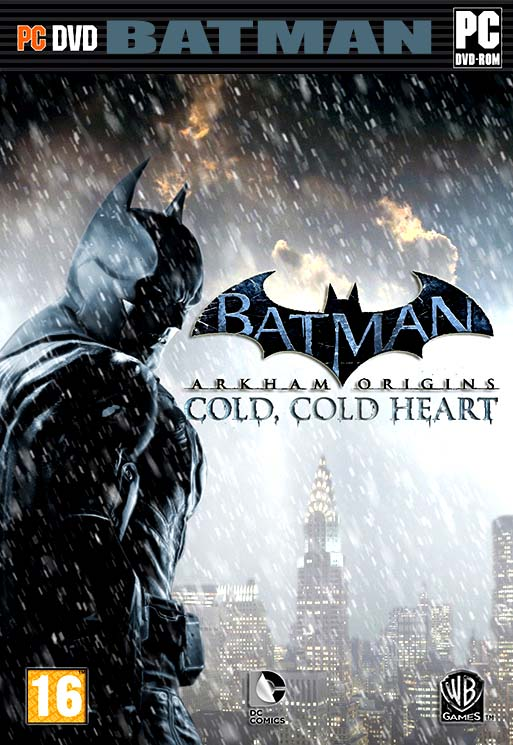 Batman Arkham Origins Cold Cold Heart Free Download PC Games