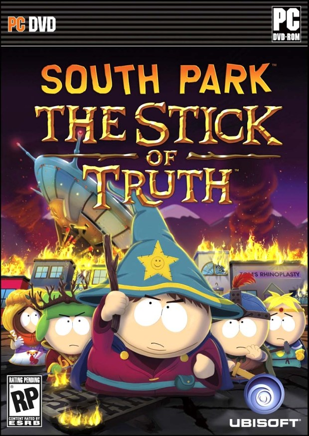 South Park The Stick of Truth Free Download Full Version Game