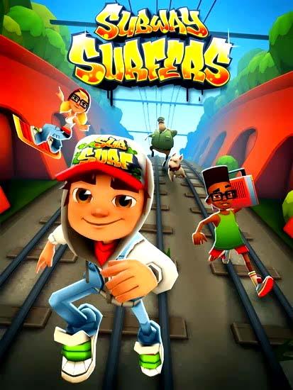 Subway Surfers Full Version PC Games Free Download