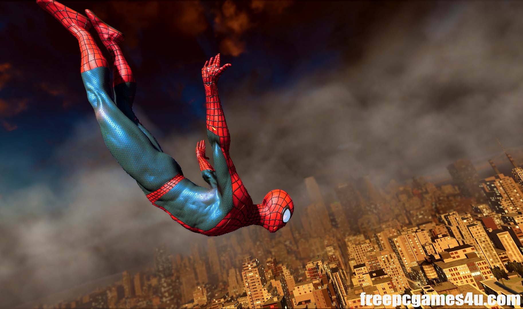 Spiderman PC Games Free Download Full Version