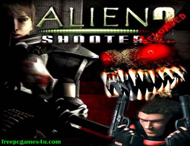Alien Shooter 2 PC Game Info - System Requirements