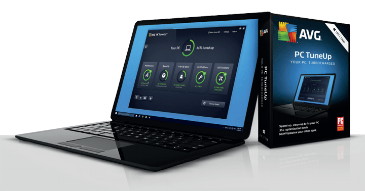 AVG PC Tuneup 2019 Serial Key - Unlimited - 200% Faster!