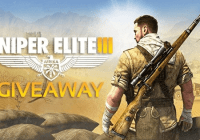 Sniper Elite 3 PC Game Available For Free - Single Player