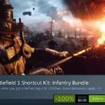 Battlefield 1 Shortcut Kit: Infantry Bundle for Free