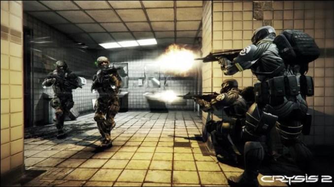 Crysis 2 Game ScreenShot 2