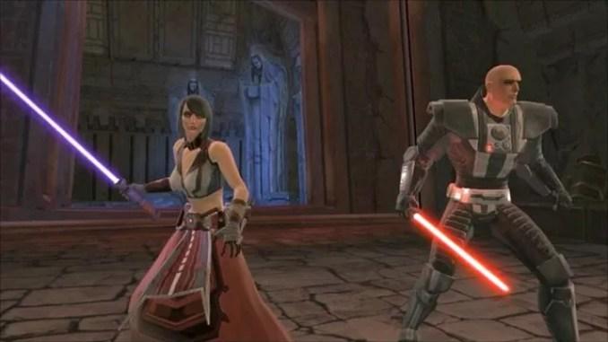 Star Wars The Old Republic ScreenShot 3