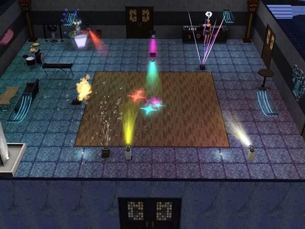 The Sims 3 Late Night ScreenShot 1