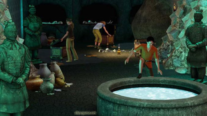 The Sims 3 World Adventures Free Game Download