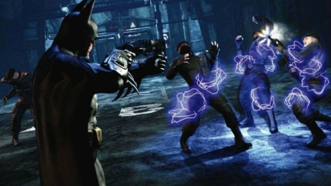 Batman Arkham City Screenshot 3