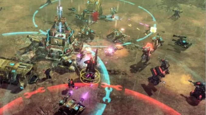 Command & Conquer 4 Tiberian Twilight ScreenShot 1