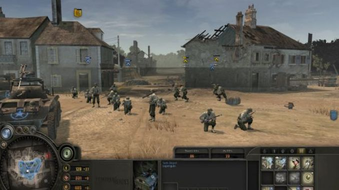 Company of Heroes Tales of Valor SceenShot 2