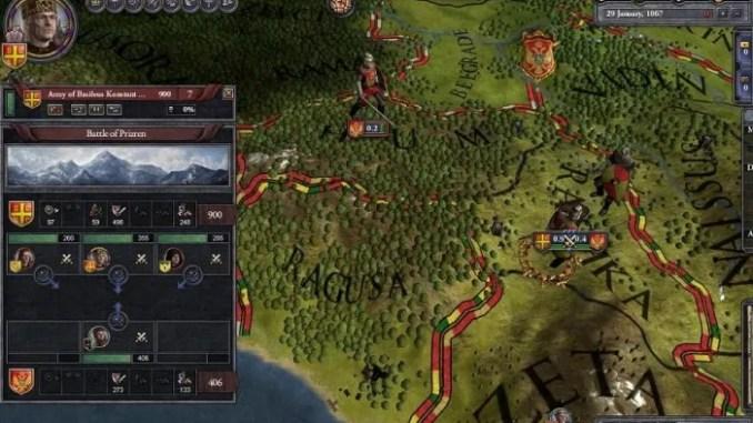 Crusader Kings II ScreenShot 2