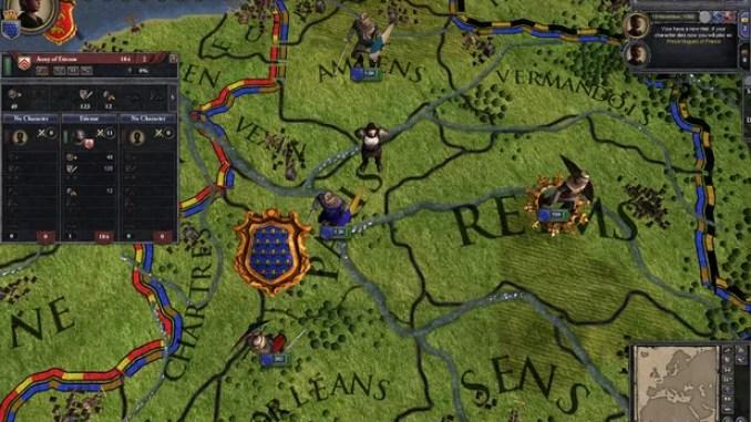 Crusader Kings II ScreenShot 3