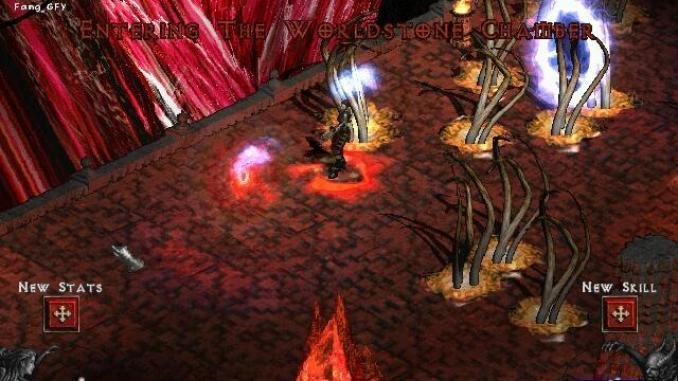 Diablo II + Lord of Destruction ScreenShot 2
