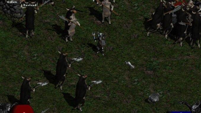 Diablo II + Lord of Destruction ScreenShot 3