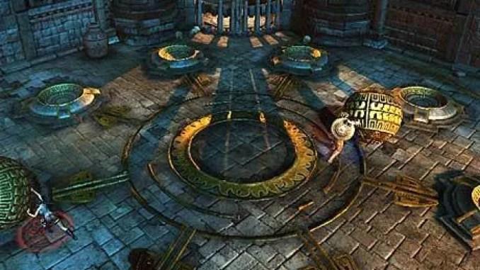 Lara Croft and the Guardian of Light ScreenShot 2