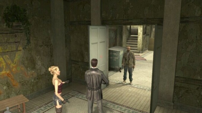 Max Payne 2 - The Fall of Max Payne ScreenShot 2