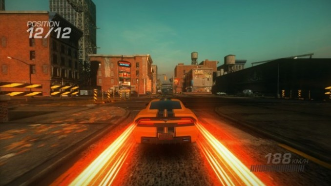 Ridge Racer Unbounded ScreenShot 2