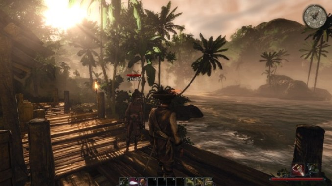 Risen 2 Dark Waters ScreenShot 3