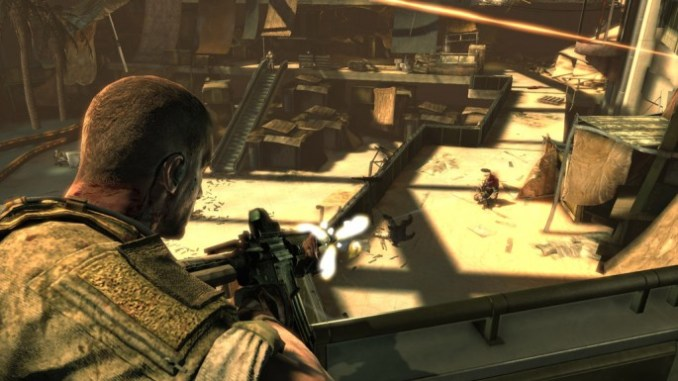 Spec Ops The Line ScreenShot 1