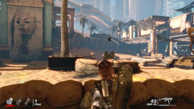 Spec Ops The Line ScreenShot 2