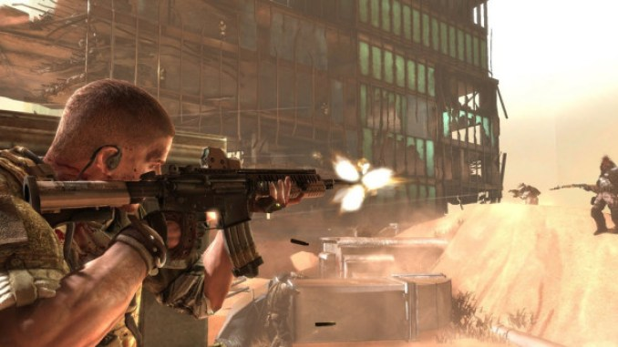 Spec Ops The Line ScreenShot 3