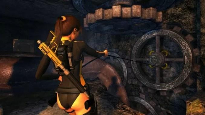 Tomb Raider Underworld ScreenShot 1