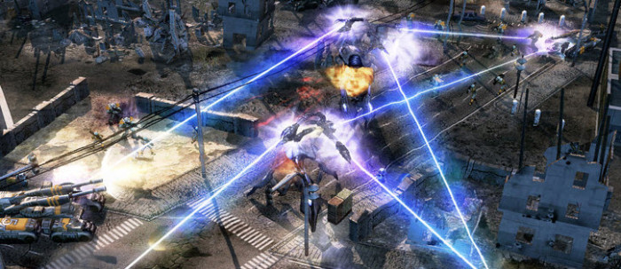 Command & Conquer 3 Tiberium Wars Free Game Download