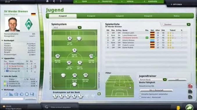 Football Manager 2009 ScreenShot 2