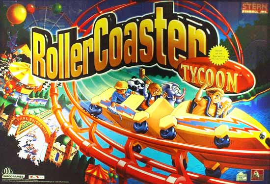 RollerCoaster Tycoon Free Download