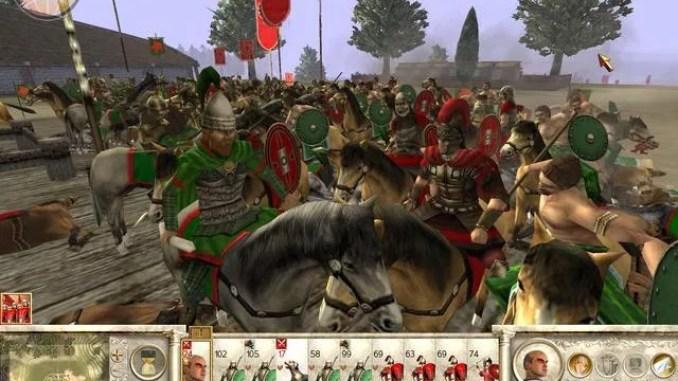 Rome Total War ScreenShot 1