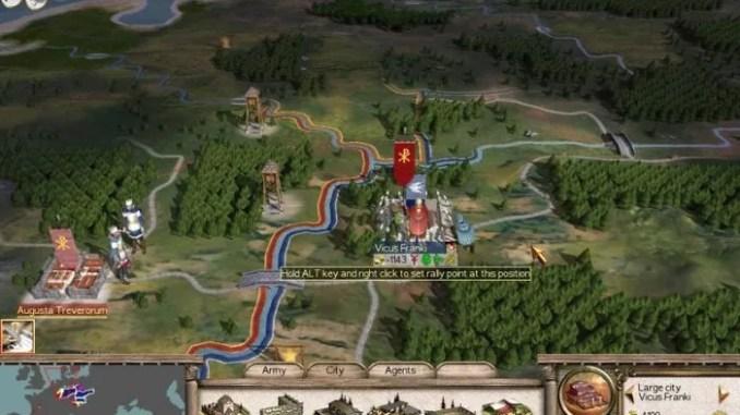 Rome Total War ScreenShot 3