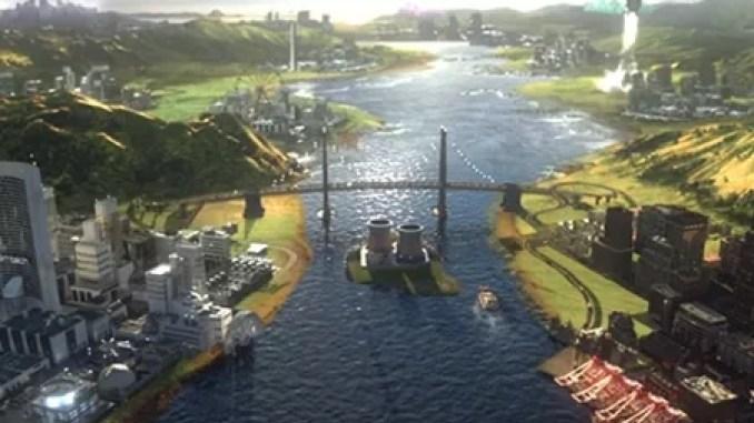 SimCity (2013) ScreenShot 2