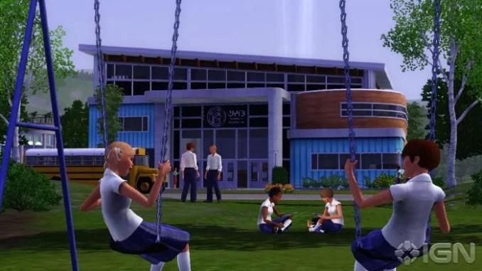 The Sims 3 Town Life Stuff ScreenShot 2