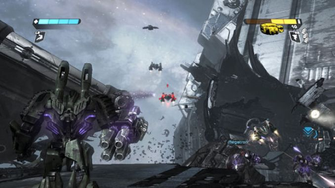 Transformers War for Cybertron ScreenShot 3