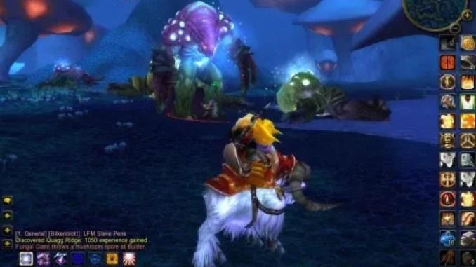 World of Warcraft The Burning Crusade ScreenShot 1