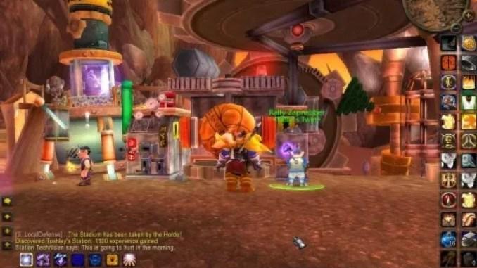 World of Warcraft The Burning Crusade ScreenShot 3