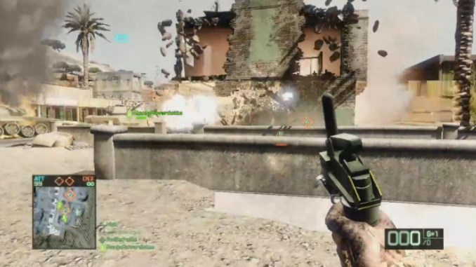 Battlefield Bad Company 2 ScreenShot 1