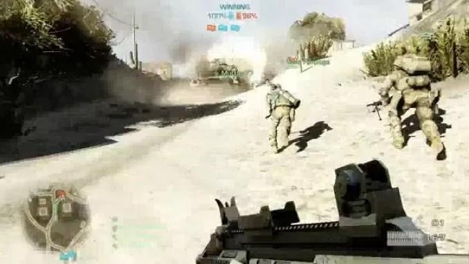 Battlefield Bad Company 2 ScreenShot 2