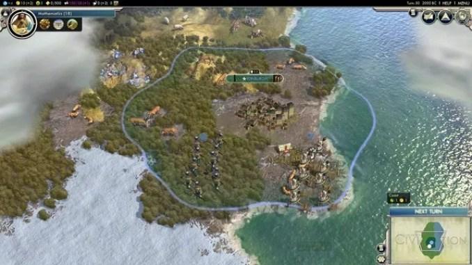 Civilization V Gods and Kings ScreenShot 2