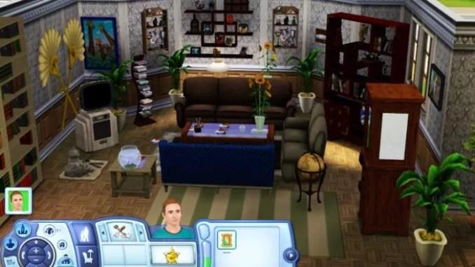 The Sims 3 High-End Loft Stuff ScreenShot 1