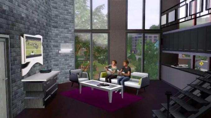 The Sims 3 High-End Loft Stuff ScreenShot 3