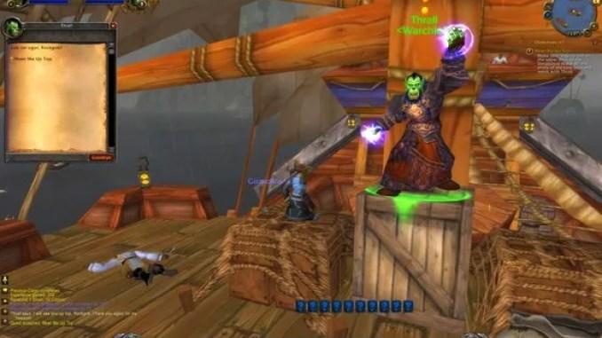 World of Warcraft Cataclysm ScreenShot 1