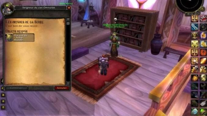 World of Warcraft Cataclysm ScreenShot 2