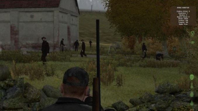 ARMA II Dayz ScreenShot 2