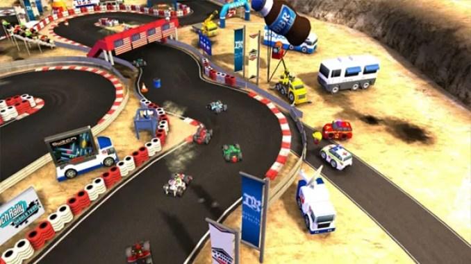 Bang Bang Racing ScreenShot 2