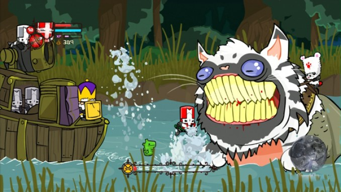 Castle Crashers Screenshot 1