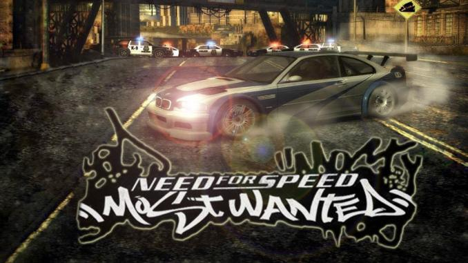 NFS Most Wanted Black Edition Free Full Download