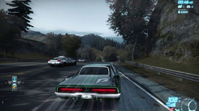 Need for Speed World ScreenShot 1